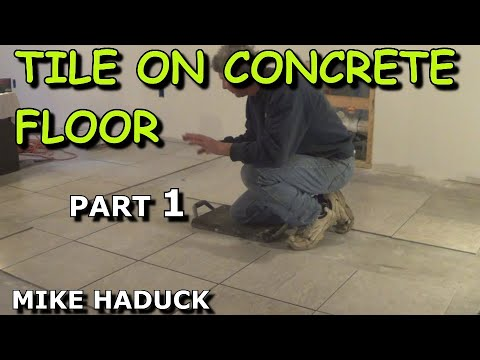 Concrete Floor Tiles In Kolkata West Bengal Concrete
