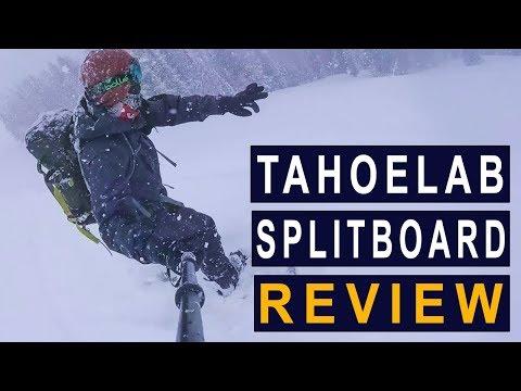 TahoeLab Splitboard Review
