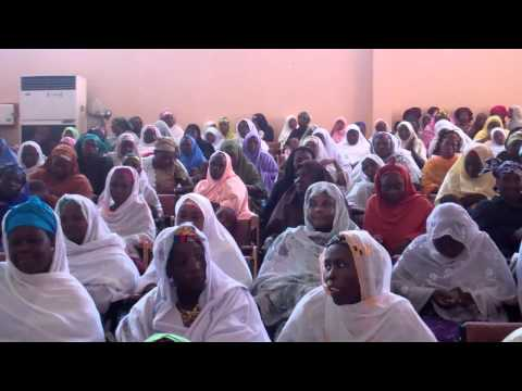 VOA Hausa: Alhaji Aminu Danmalam, Jigawa Part 3 (Jigawa Na Kashe 15% Kan lafiya)