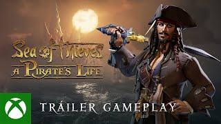 Xbox Sea of Thieves: A Pirate's Life - Tráiler gameplay anuncio
