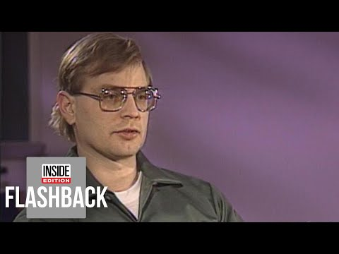 Inside the Mind of Jeffrey Dahmer: Serial Killer's Chilling Jailhouse Interview