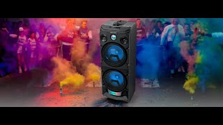 Colonne MUSE Party Box M-1935 DJ, test
