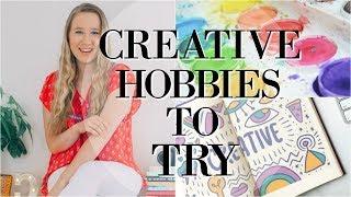 CREATIVE HOBBIES FOR WOMEN!