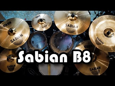 Download Sabian B8 Series Sound Check By Vadsamos Video 3GP Mp4 FLV