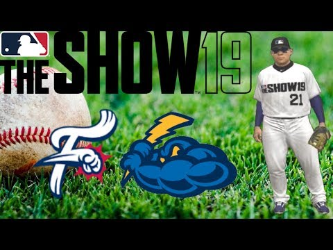 MLB The Show 19 Road to the Show PS4 Ep.25 (POWERS UP!!!)
