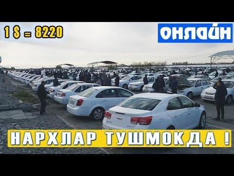 QO'QON MASHINA BOZORI NARXLARI 17-OKTYABR (видео)