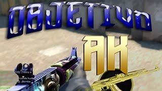 Me crezco de Terror|OBJETIVO AK #1| Counter Striker: Global offensive
