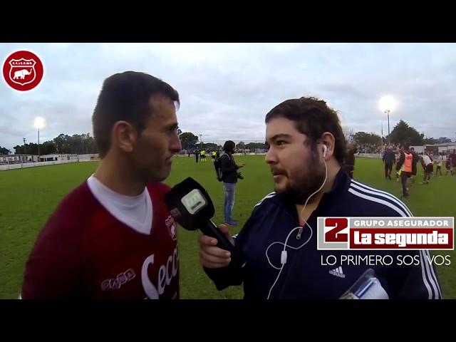 FINAL DEL PARTIDO -SILVIO IUVALE-