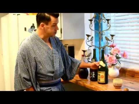 Sho Chiku Bai sake, Wine review.