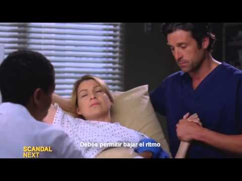 Grey's Anatomy 9.23 (Preview)