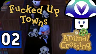 [Vinesauce] Vinny - Animal Crossing: New Leaf [Fucked Up Towns] (part 2)