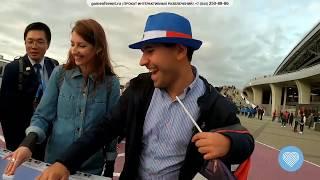 Итоги чемпионата мира WorldSkills Kazan 2019- Третья площадка на праздничном закрытии