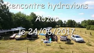 Rencontre hydravions Abzac