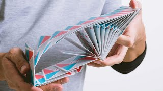 Cardistry - Virtuoso : Air Time feat. the SS15 Virtuoso Deck