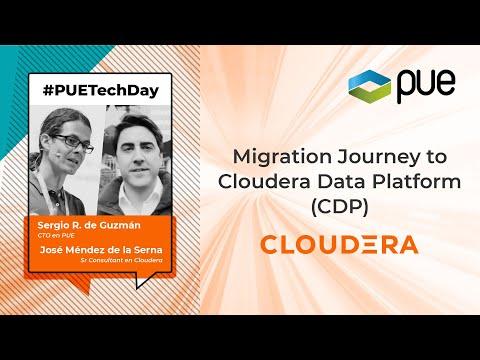 Migration Journey to Cloudera Data Platform (CDP) - PUE - YouTube