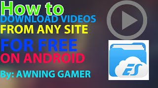 How to download Online Flash Videos From Any Site Without Using Any Software or Website