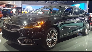 2018 KIA Cadenza Review - Walkthrough, Features & Specifications