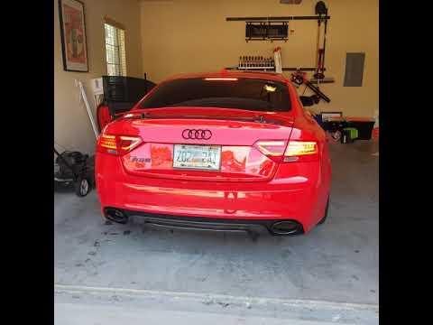 Audi RS5 カスタム||自動車パーツ動画 - 自動車パーツ動画,自動車パーツ