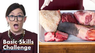 50 People Try to Guess Cuts of Beef   Epicurious