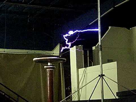 Best Tesla Coils Music Use Ever Will Make the Emperor Happy