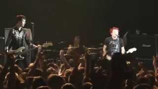 15. Sum 41 - Billy Spleen (live in Saint-Petersburg, 27.07.2012)