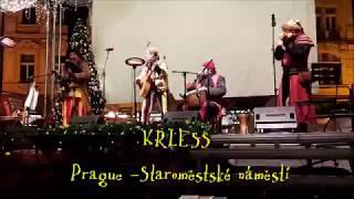 Středověká hudba kapely Krless -medieval crossover band