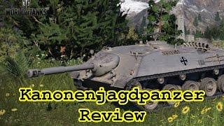 World of Tanks - Kanonenjagdpanzer Review