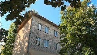Пятилетний малыш выпал из окна четвертого этажа