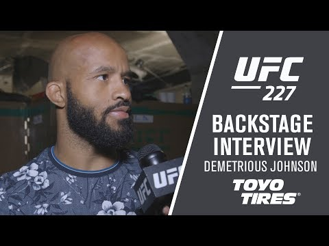 UFC 227: Demetrious Johnson – 'It's Part of the Game'
