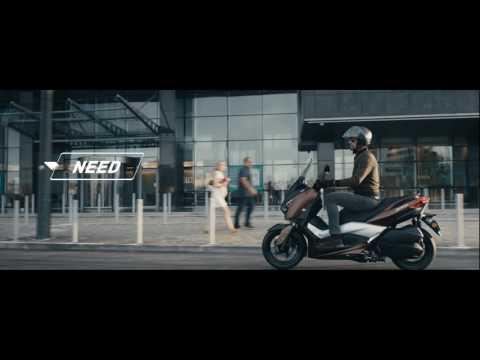 Yamaha X-Max 300 Video