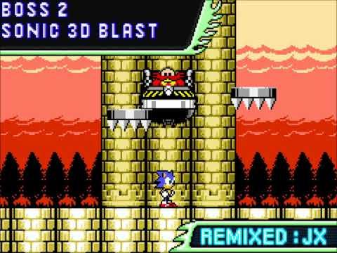 E G G M A N (Famitracker 8 Bit 2A03 Remix) - игровое видео