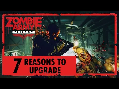 Levels zombie army trilogy Best methods