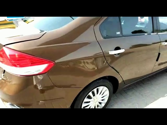 Suzuki Ciaz Automatic 2019 Video