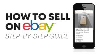 How to sell on eBay for beginners  [Step-by-step guide]