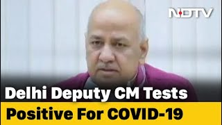 In Self-Isolation: Manish Sisodia After Testing Covid Positive - Download this Video in MP3, M4A, WEBM, MP4, 3GP