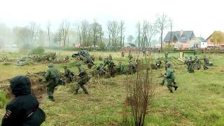 в калининграде проша реконструкция сражения великой отечественной  воины