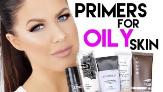THE BEST PRIMERS FOR OILY SKIN!!!