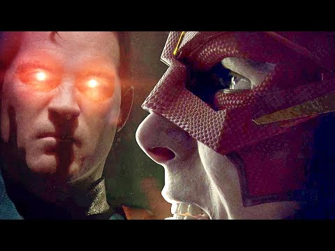 Justice League Full Movie 2017 (Injustice 1 & Injustice 2 Cutscenes)