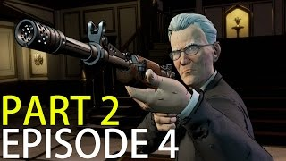 HIGH LEVELS OF SAVAGERY!  - Batman Episode 4 - The Telltale Series Part 2