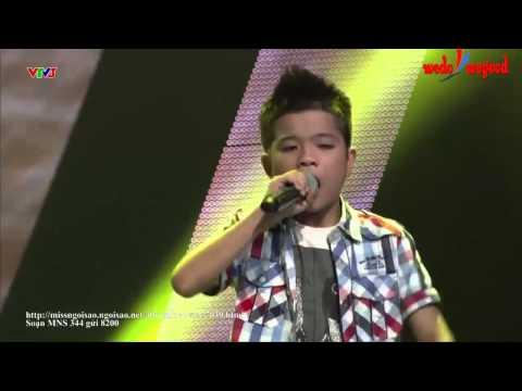 [The Voice Kids] Nguyễn Quang Anh - Đám Cưới Chuột - Nghe phê vê lờ