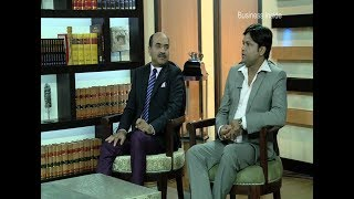 DD National- Mr. Sunil Kumar Gupta as Business Mentor in Business Inside-01st Episode