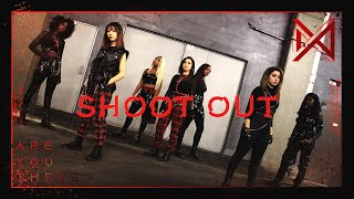 [COVER ME] MONSTA X (몬스타엑스) - SHOOT OUT dance cover by RISIN