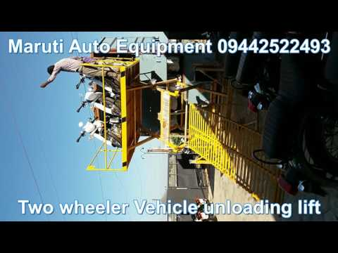 Vehicle Loading/Unloading Lift