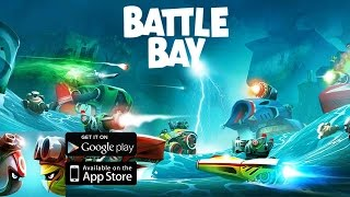 Battle Bay - iOS/Android - Gameplay Video