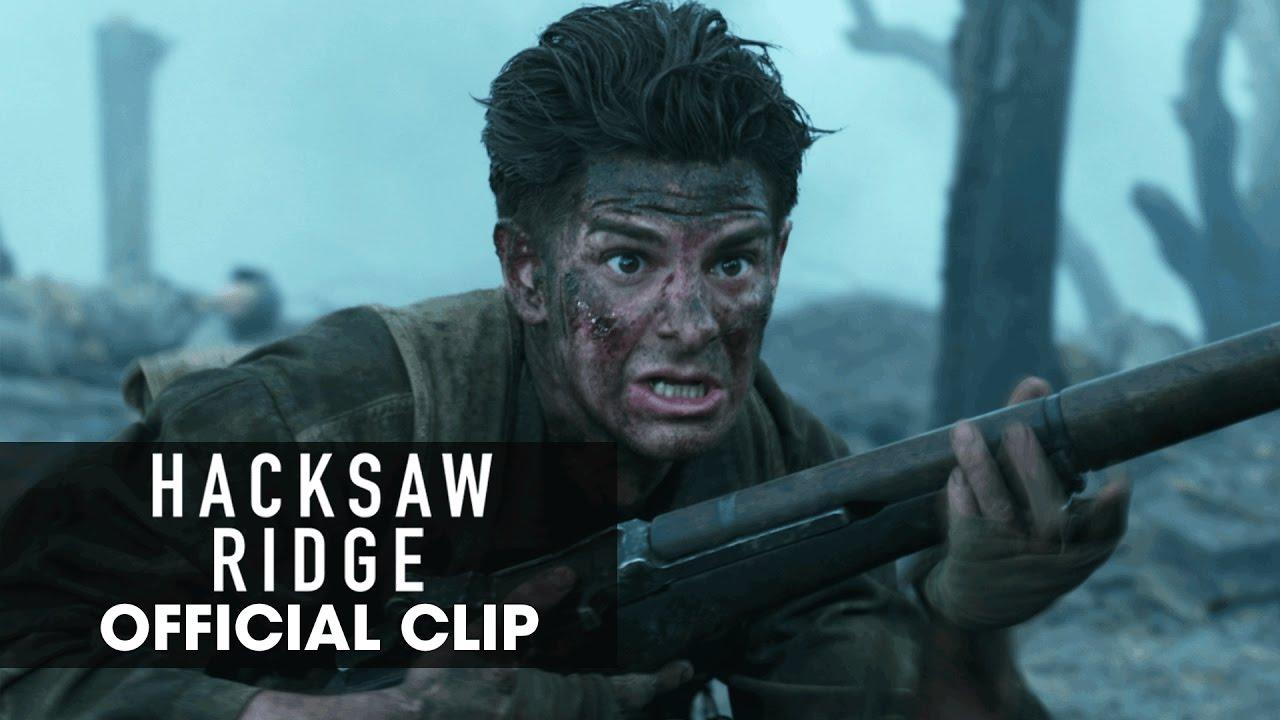 Trailer för Hacksaw Ridge