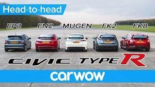 Honda Civic (FC/FK) 2016 - dabar