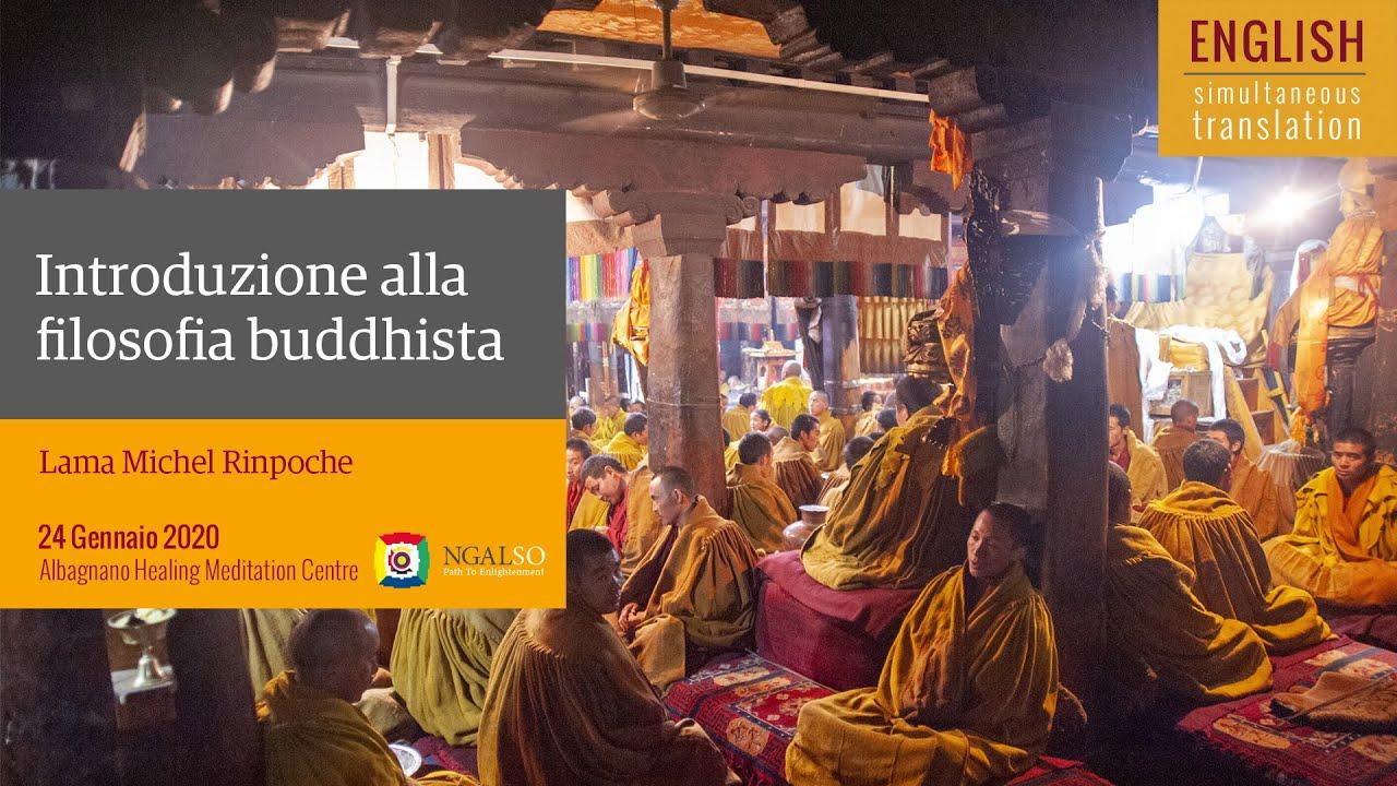 ENGLISH TRANSLATION - Introduction to buddhist philosophy