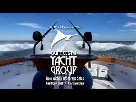 Hatteras GT65 Carolina Series video