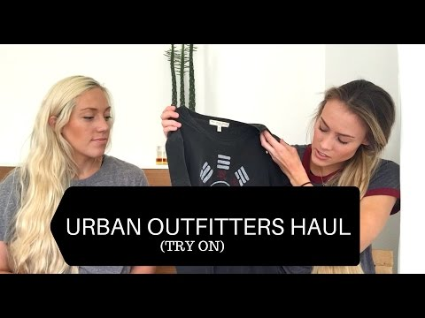 Urban Outfitters HAUL 2016 (TRY ON) – Wardrobe ESSENTIALS