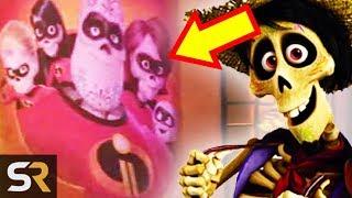 25 Pixar Easter Eggs That Are Hidden In Plain Sight